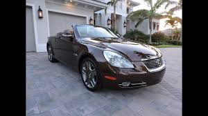 lexus sc300 for sale florida 2006 lexus sc430 pebble beach edition for sale by auto europa
