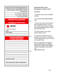 emergency contact card template 28 images futurelawyer