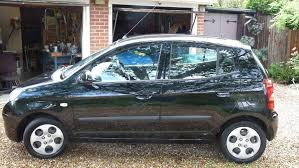 high mileage new cars 2010 kia picanto low mileage new mot great condition high black