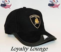 car lamborghini logo embroidered lamborghini logo racing car baseball sport hat cap