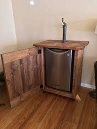 Pony Keg Kegerator Danby Dar044a6bsldb Kegerator Cabinet Build Home Brew Forums