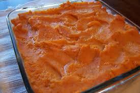mashed yam casserole recipe genius kitchen