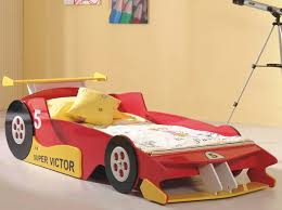 Ferrari Bed Yellow Ferrari Car Shaped Bed For Boys