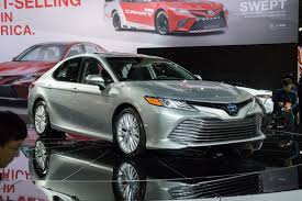 toyota auto car uncovered all the new cars unveiled at the 2017 detroit auto show
