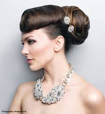fashion forward hair up do elegant updos inspiration from today s bride todaysbride ca