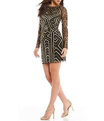 glitter dresses for new years women s cocktail party dresses dillards