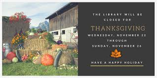 library hours this thanksgiving harris county library