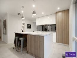 Classic White Kitchen Cabinets Polytec Maison Oak Ravine Ans Classic White Sheen Modern Kitchen