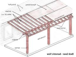 covered porch plans patio cover blueprints home design ideas and pictures