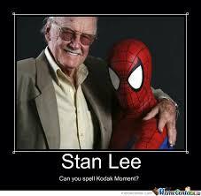 Stan Meme - stan lee bitches by recyclebin meme center
