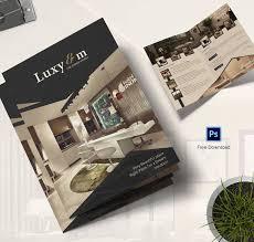 11 free brochure templates hotel corporate travel free