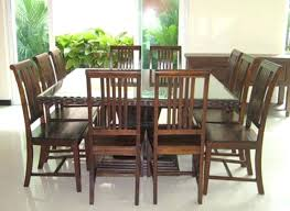 What Size Round Table Seats   Theltco - Round dining room tables seats 8