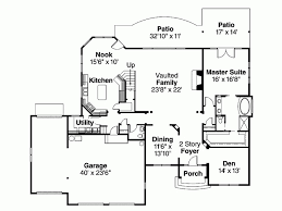 eplans new american house plan comfortably large family house big