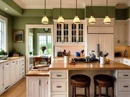 Kitchen Cabinets Painted White Plain Kitchen Color Ideas 2014 Throughout Inspiration