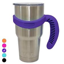 amazon com purple handle for yeti cup 30 oz rtic simple modern