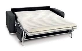 canapé lit matelas canapé lit matelas 18 cm couchage 120 delhi haut de gamme