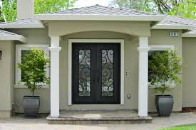 Traditional Exterior Doors Fancy Front Doors Entry Traditional With Contemporary Flip Home