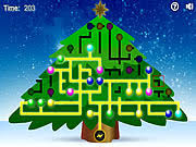 small light up christmas tree light up the christmas tree game play online at y8 com
