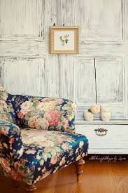 Floral Accent Chairs Living Room Living Room Decorative Floral Print Chairs Accent Chairs For