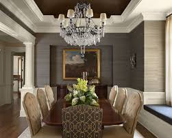 Wallpaper For Dining Room by Trendy Wallpaper Houzz