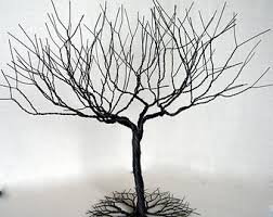 jewelry tree display wire colossal wall mount all necklaces