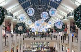 shopping mall christmas decorations archives the christmas company