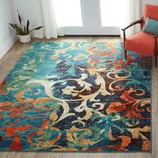 Area Rugs Orange Orange Rugs Area Rugs For Less Overstock