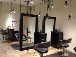 Salon Lighting Fixtures by Salon Stations Spacious U0026 Open Wilmington Location Pinterest