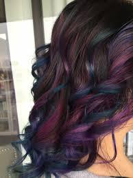 best 25 galaxy hair color ideas on pinterest colourful hair