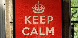 Original Keep Calm Meme - the surprising history of keep calm and carry on business insider