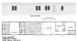 Farmhouse Style Floor Plans by 3 Bedroom Floor Plan B 2026 Hawks Homes Manufactured