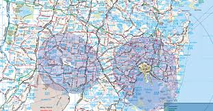 Central Time Zone Map by Filming And Photography Permits City Of Sydney