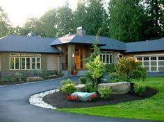 charming country home driveways natural driveway landscaping