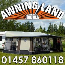Inaca Awning Glossop Awnings Youtube