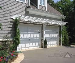 pergola over garage door kits pergola gazebo ideas