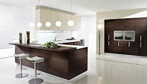 white floor tiles design kitchen gallery with wall and combined in