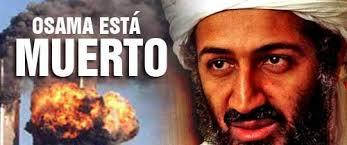 Osama está muerto