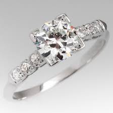 vintage engagement rings antique diamond rings eragem in vintage
