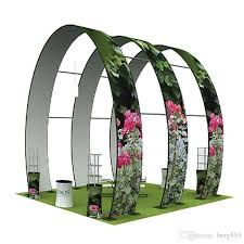 wedding arch entrance large 3 set combined arch entrance wedding arch display with