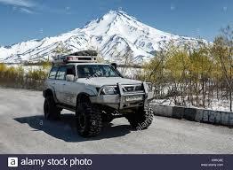 nissan safari four wheel drive japanese car suv nissan safari rides on country