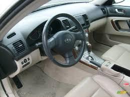 subaru outback interior 2007 subaru outback 2 5i limited sedan interior photo 43020023
