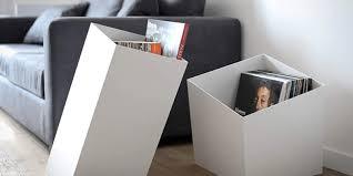 bout de canap design rangements bouts de canap square baskets par specimen x nendo con