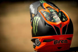 red bull motocross helmets aaron gwin new redbull troy lee designs d3 bike helmet uci world