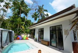 i bedroom house for rent mae1458 koh samui new house for rent in maenam swimming pool near
