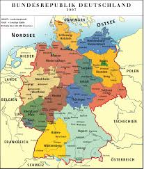 Autobahn Germany Map by Maps Of Germany Detailed Map Of Germany In English Tourist Map