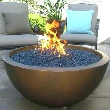 napa valley crystal fire pit table crystal fire pit table tomnielsen me