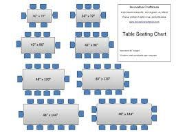 Best  Table  Personnes Ideas On Pinterest Brick Chevre - Kitchen table sizes