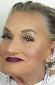 hairstyles for 80 year old grandmother of the bride photos of 80 year old grandma s makeover are going viral