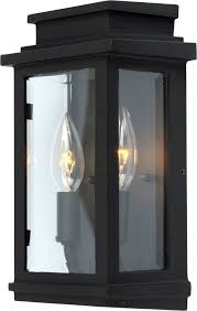 Exterior Wall Sconce Ac8291 Fremont 2 Light Outdoor Wall Sconce