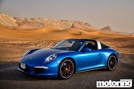 porsche 911 turbo 80s targa 4s tested mme 2014 porsche 911 targa reviewmotoring middle